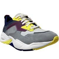 Zapatos Mujer Zapatillas bajas Timberland Delphiville Gris/amarillo/púrpura
