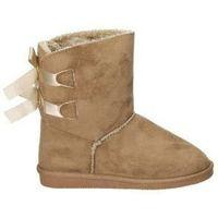 Zapatos Niña Botas de nieve Crecendo Botas  1660 niña marron Marron