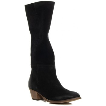 Zapatos Mujer Botas urbanas Troppa 2475 Negro