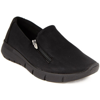 Zapatos Mujer Mocasín Arcopedico 4755 LAYTECH NEGRO NEGRO