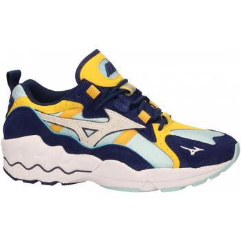 Zapatos Hombre Deportivas Moda Mizuno 1906 WAVE RIDER S clearwater-white-blu