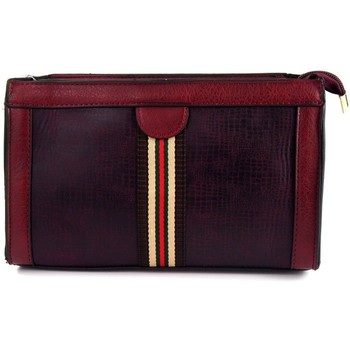 Bolsos Mujer Bolso pequeño / Cartera Bienve Complementos señora  sy632 burdeos Rojo