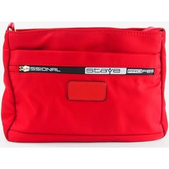 Bolsos Mujer Bandolera Bienve Complementos señora  b19086 rojo Rojo