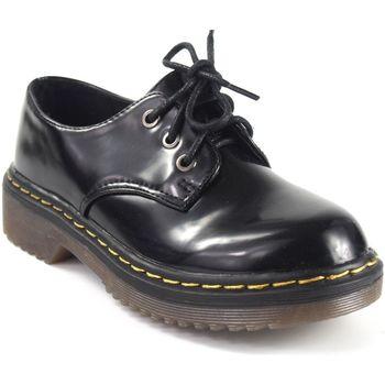 Zapatos Niña Derbie Bubble Bobble A2669 Negro