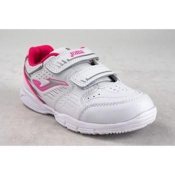 Zapatos Niña Multideporte Joma Deporte niña  school 910 bl.fux Rosa