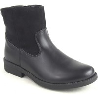 Zapatos Niña Botines Katini 16739 KLM negro