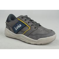 Zapatos Niño Zapatillas bajas Lois 63005 gris