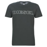 textil Hombre Camisetas manga corta Diesel UMLT-JAKE Gris