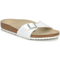 Zapatos Hombre Zuecos (Mules) Birkenstock MADRID Blanc