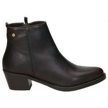 Zapatos Mujer Botines Kangaroos Botines  7095-18 moda joven marron Marron