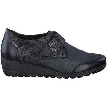 Zapatos Mujer Mocasín Mephisto BRANDA Negro