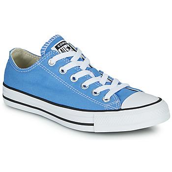 Zapatos Mujer Zapatillas bajas Converse CHUCK TAYLOR ALL STAR SEASONAL COLOR Azul