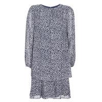 textil Mujer Vestidos cortos Lauren Ralph Lauren Alois Marino / Blanco