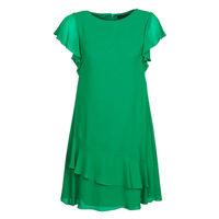 textil Mujer Vestidos cortos Lauren Ralph Lauren Arnould Verde