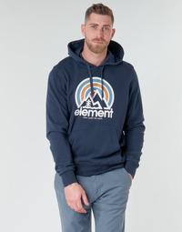 textil Hombre sudaderas Element SONATA Marino
