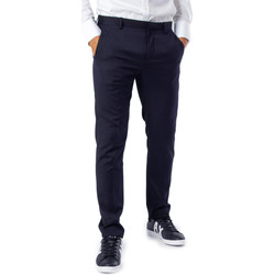 textil Hombre pantalones chinos Selected 16066443 Blu