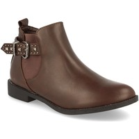 Zapatos Mujer Botines H&d HD-67 Marron