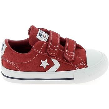 Zapatos Zapatillas bajas Converse Star Player 2V BB Rouge Rojo
