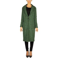 textil Mujer Abrigos Front Street 8 RESCA GLITTER COAT green