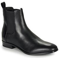 Zapatos Hombre Botas de caña baja HUGO CULT CHEB ITPL Negro