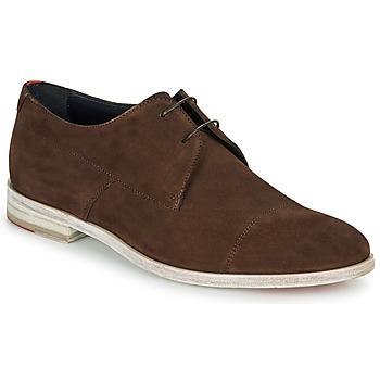 Zapatos Hombre Derbie BOSS MIDTOWN DERB SD Marrón
