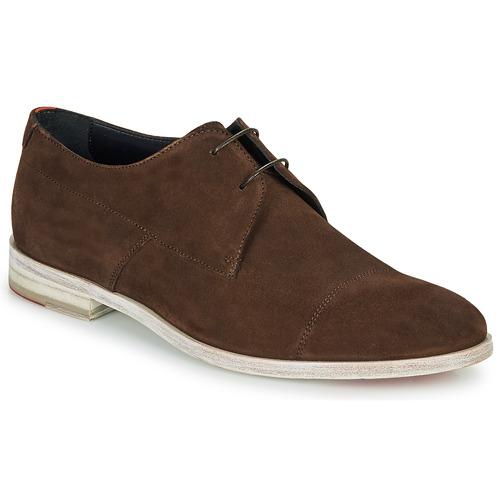 Zapatos Hombre Derbie HUGO MIDTOWN DERB SD Marrón