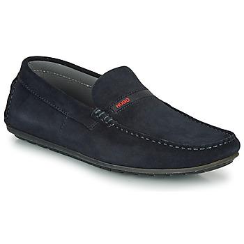 Zapatos Hombre Mocasín HUGO DANDY MOCC SD2 Marino
