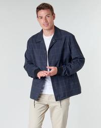 textil Hombre cazadoras HUGO UROQ2022 Marino