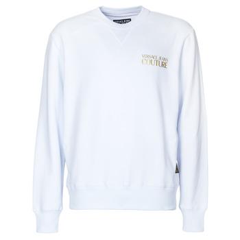 textil Hombre sudaderas Versace Jeans Couture B7GVA7FB Blanco