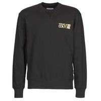 textil Hombre sudaderas Versace Jeans Couture B7GVA7FB Negro / Oro