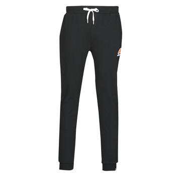 textil Hombre Pantalones de chándal Ellesse PAP OVEST Negro