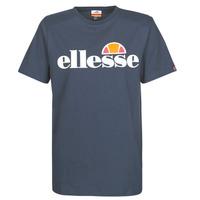 textil Mujer camisetas manga corta Ellesse PAP ALBANY Marino