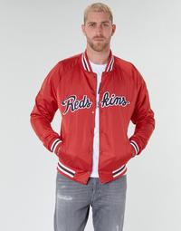textil Hombre cazadoras Redskins LAYBACK SWISH Rojo