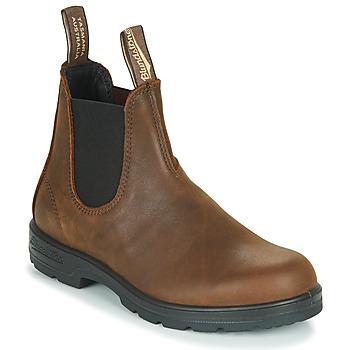 Zapatos Botas de caña baja Blundstone CLASSIC CHELSEA BOOTS 1609 Marrón