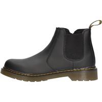 Zapatos Niño Botas de caña baja Dr Martens - Beatles nero 2976 SOFTY NERO