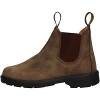 Zapatos Niño Botas de caña baja Blundstone - Beatles marrone 565 MARRONE