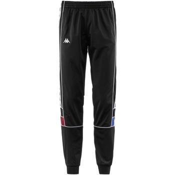 textil Niño Pantalones de chándal Kappa - Pantalone nero 303LP70-A39 NERO