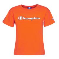 textil Mujer camisetas manga corta Champion KOOLATE Rojo