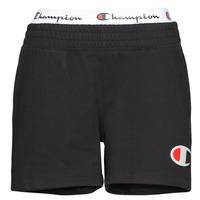 textil Mujer Shorts / Bermudas Champion KOUSANE Negro