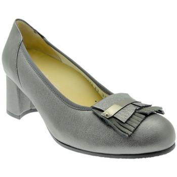 Zapatos Mujer Zapatos de tacón Calzaturificio Loren LO60878gr grigio
