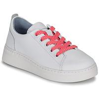 Zapatos Niña Zapatillas bajas Camper RUNNER G J Blanco