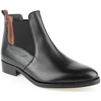 Zapatos Mujer Botines Wilano L Boot Lady Negro