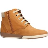 Zapatos Mujer Botas de caña baja Benvado - Moira cuoio 44006005 MARRONE