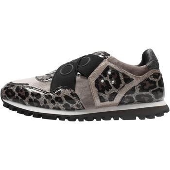 Zapatos Niño Zapatillas bajas Liu Jo - Sneaker marrone WONDER 02 MARRONE