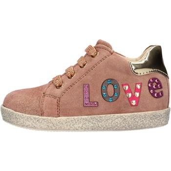 Zapatos Niña Zapatillas bajas Falcotto - Sneaker rosa CRYSTAL ROSA