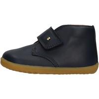 Zapatos Niño Botas de caña baja Bobux - Polacchino blu 724818 BLU