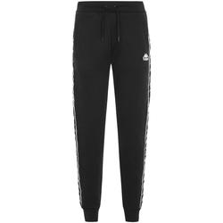 textil Niño Pantalones de chándal Kappa - Pantalone nero 304KPN0 J-929 NERO