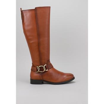 Zapatos Mujer Botas de caña baja Lol 4017 Beige
