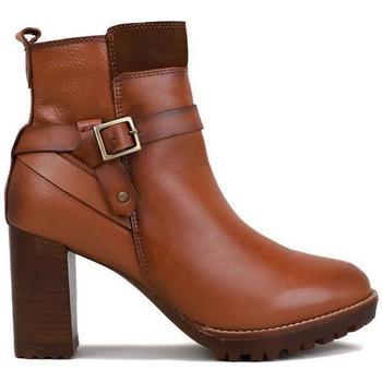 Zapatos Mujer Botas de caña baja Lol  Marrón