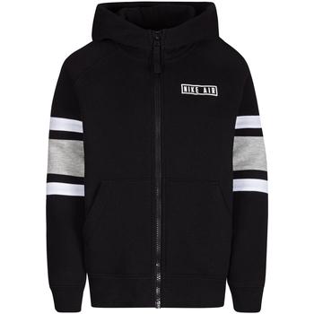 textil Niño sudaderas Nike - Felpa nero 86F290-023 NERO